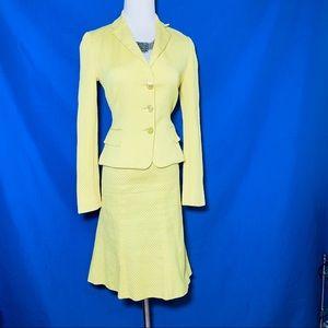 MOSCHINO Cheap & chic jacquard skirt suit 8